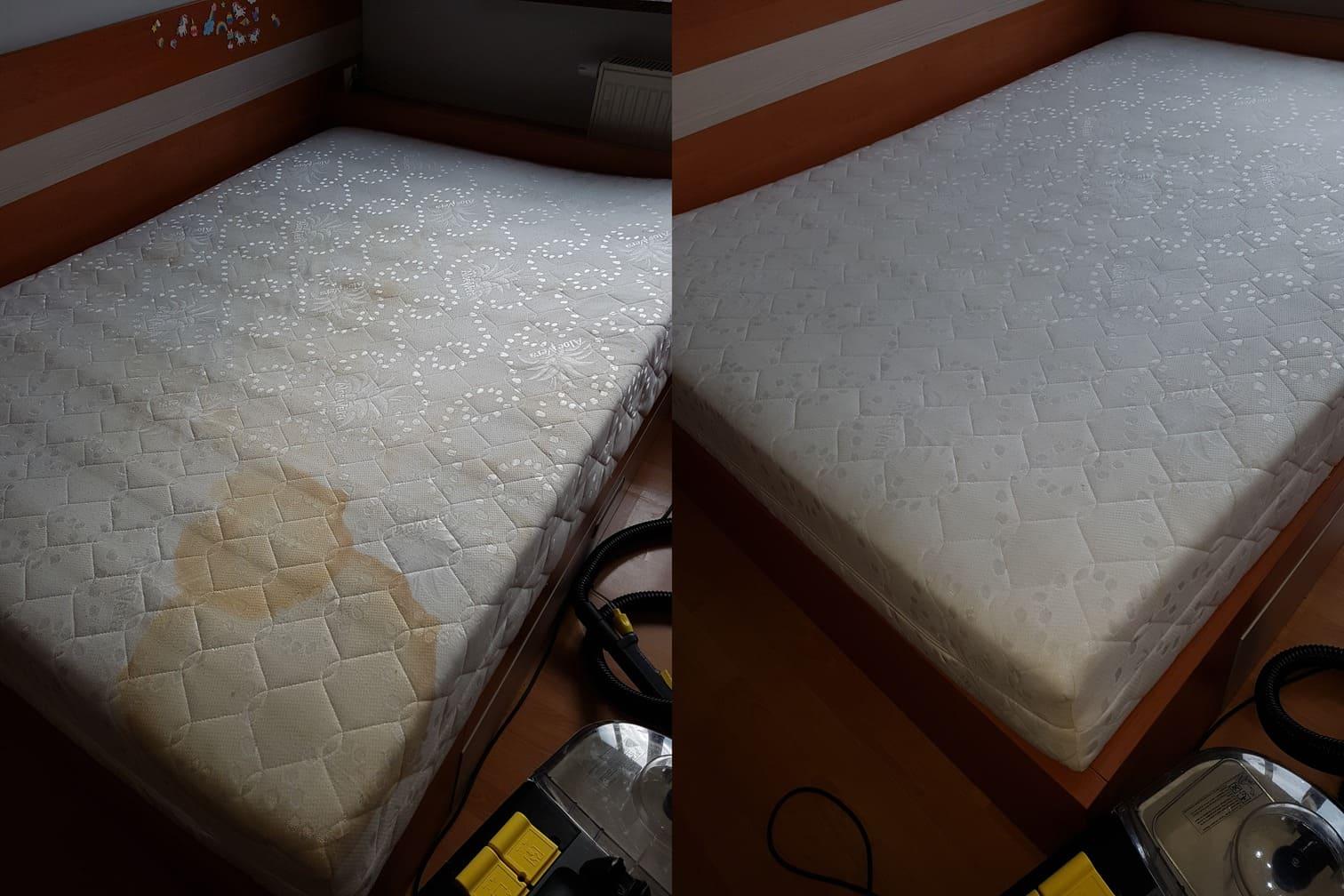 Pranie i czyszczenie materacy - Śrem