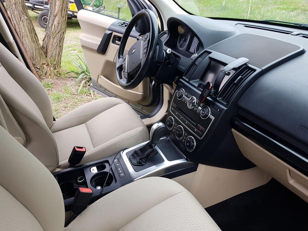 Samochód osobowy Range Rover