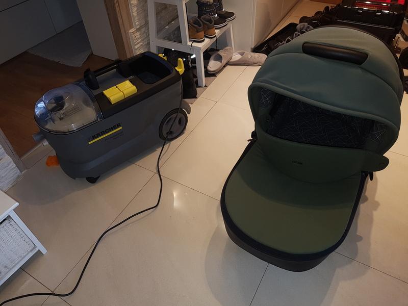 Gondola wózka dziecięcego do prania - Kościan