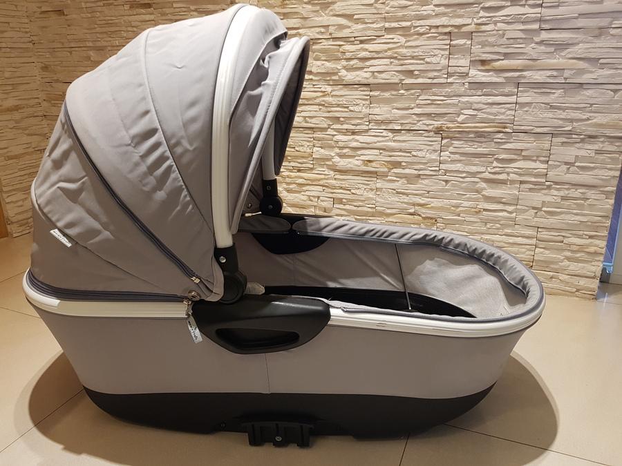 gondola wózka prana karcherem i czyszczona parowo