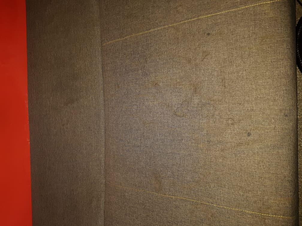 Brudna kanapa - Śrem